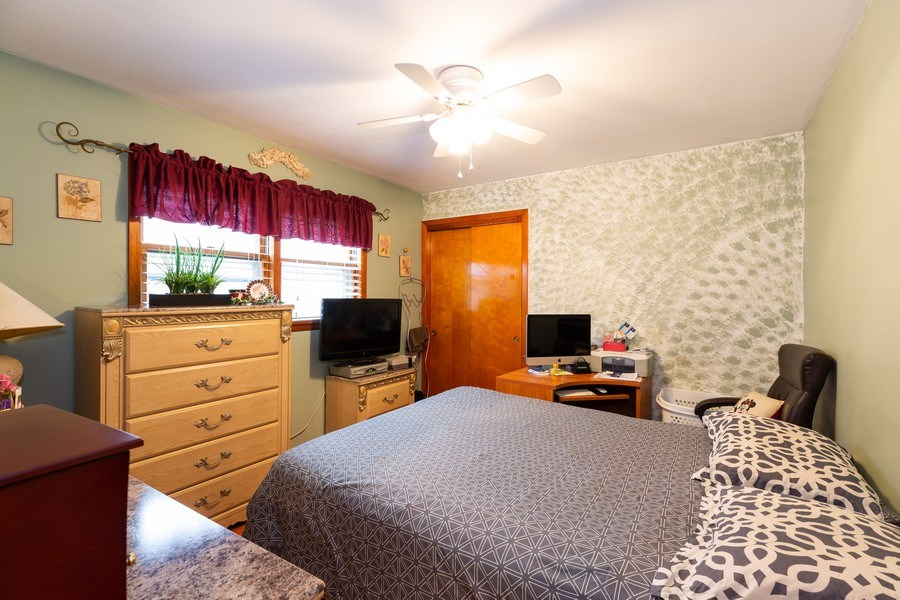 Real Estate Photography - 12904 Carondolet, Chicago, IL, 60633 - Bedroom