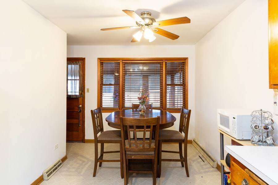 Real Estate Photography - 12904 Carondolet, Chicago, IL, 60633 - Dining Room