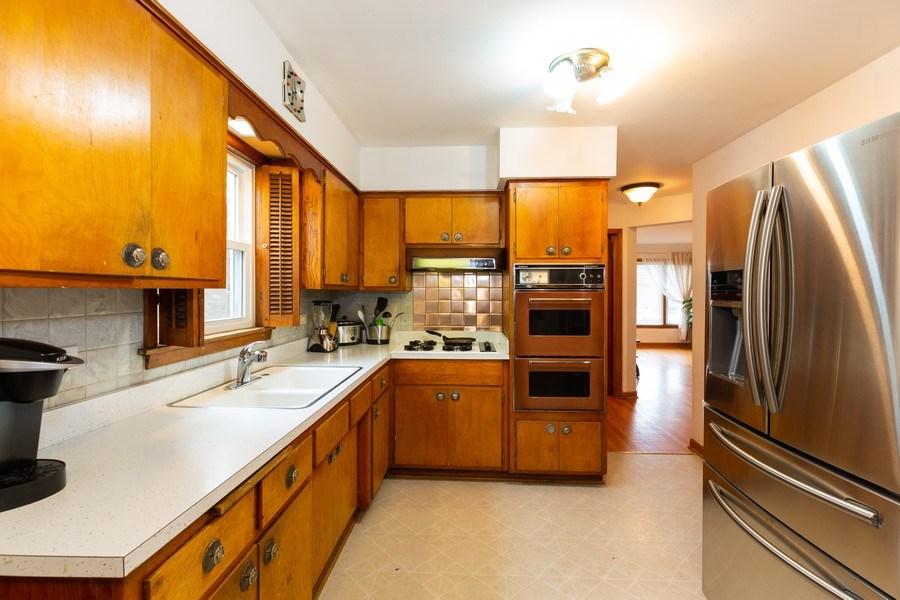 Real Estate Photography - 12904 Carondolet, Chicago, IL, 60633 - Kitchen