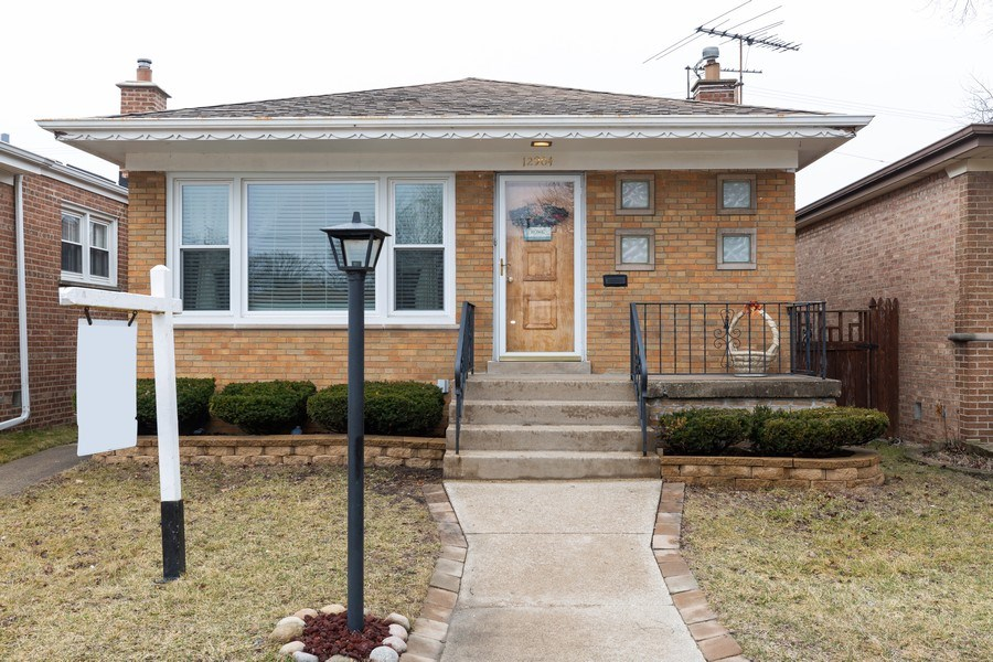 Real Estate Photography - 12904 Carondolet, Chicago, IL, 60633 - Front View