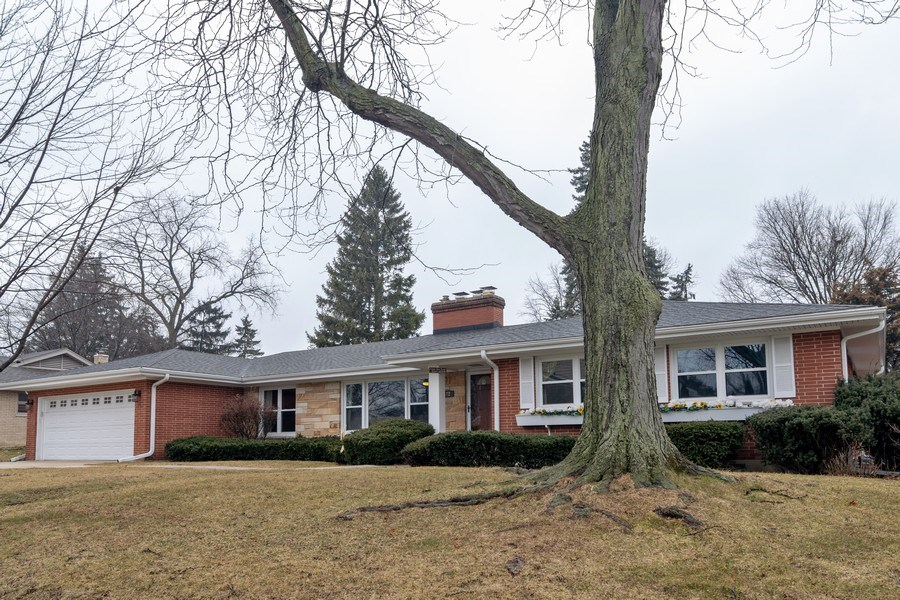 Real Estate Photography - 172 Cranston Court, Glen Ellyn, IL, 60137 - Front View