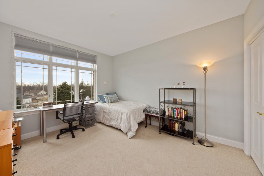 Real Estate Photography - 115 PRAIRIE PARK DR., UNIT 306, WHEELING, IL, 60090 - 2nd Bedroom