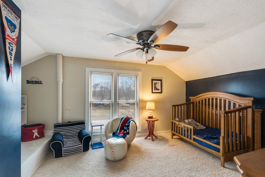 Real Estate Photography - 204 N Mill St, Aroma Park, IL, 60910 - 3rd Bedroom