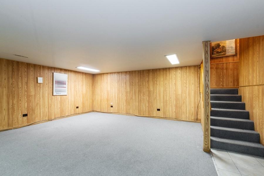 Real Estate Photography - 890 Swan, Deerfield, IL, 60015 - Basement