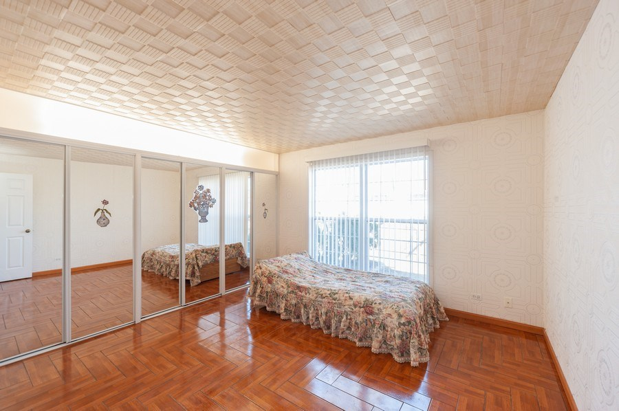 Real Estate Photography - 735 D Brookvale Drive, Wheeling, IL, 60090 - 2nd Bedroom