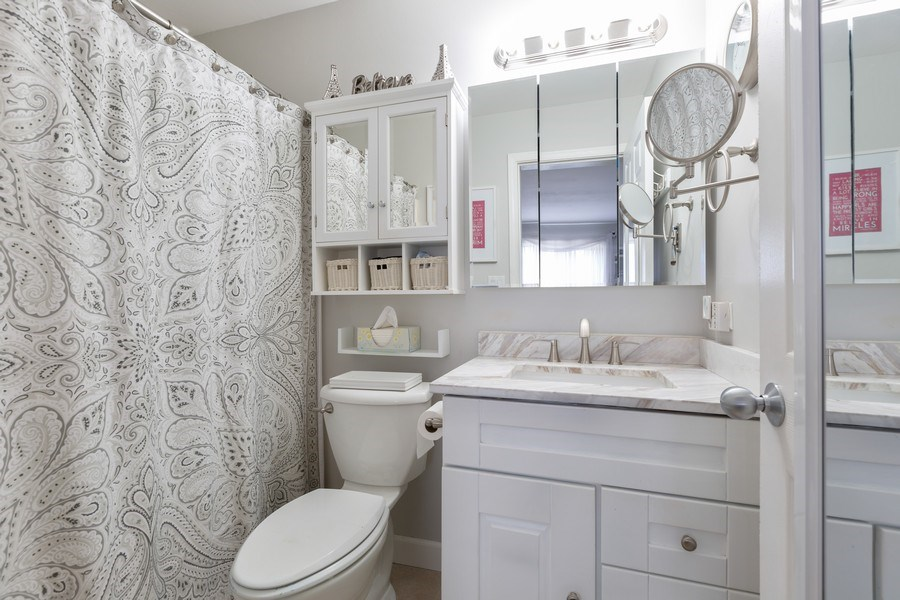 Real Estate Photography - 639 Virginia Ave #120, Crystal Lake, IL, 60014 - Master Bathroom