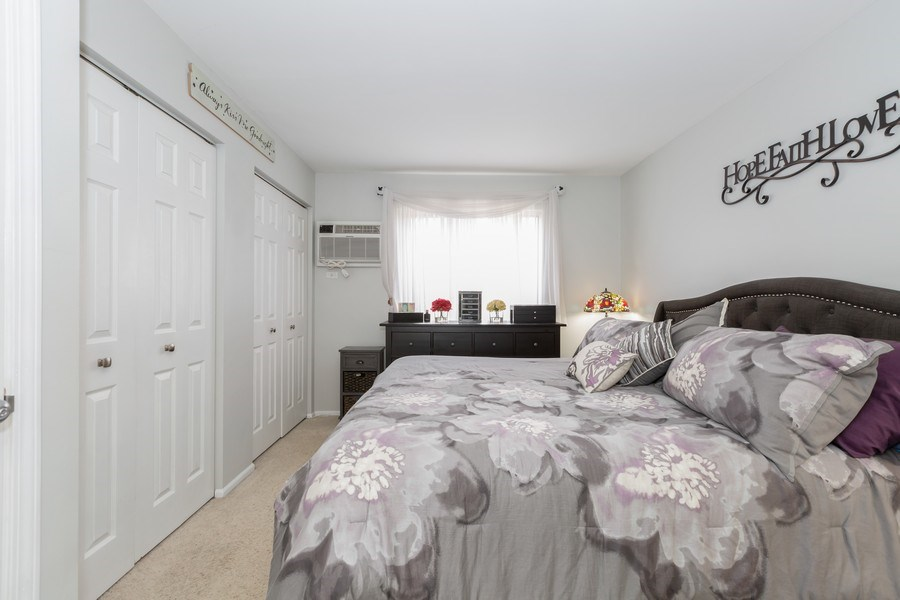 Real Estate Photography - 639 Virginia Ave #120, Crystal Lake, IL, 60014 - Master Bedroom