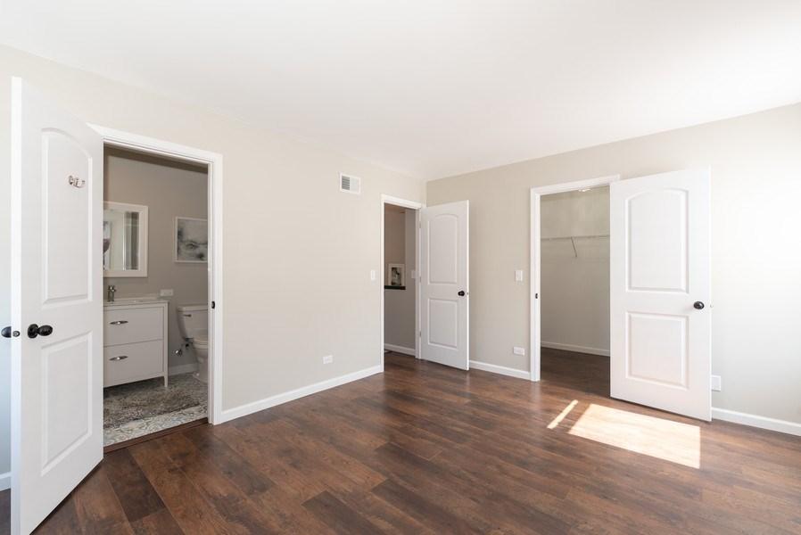 Real Estate Photography - 2405 Meadowsedge Ln, Carpentersville, IL, 60142 - Master Bedroom