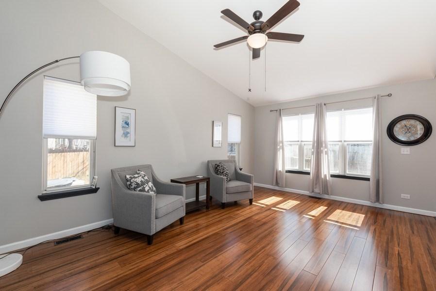 Real Estate Photography - 2405 Meadowsedge Ln, Carpentersville, IL, 60142 - Family Room