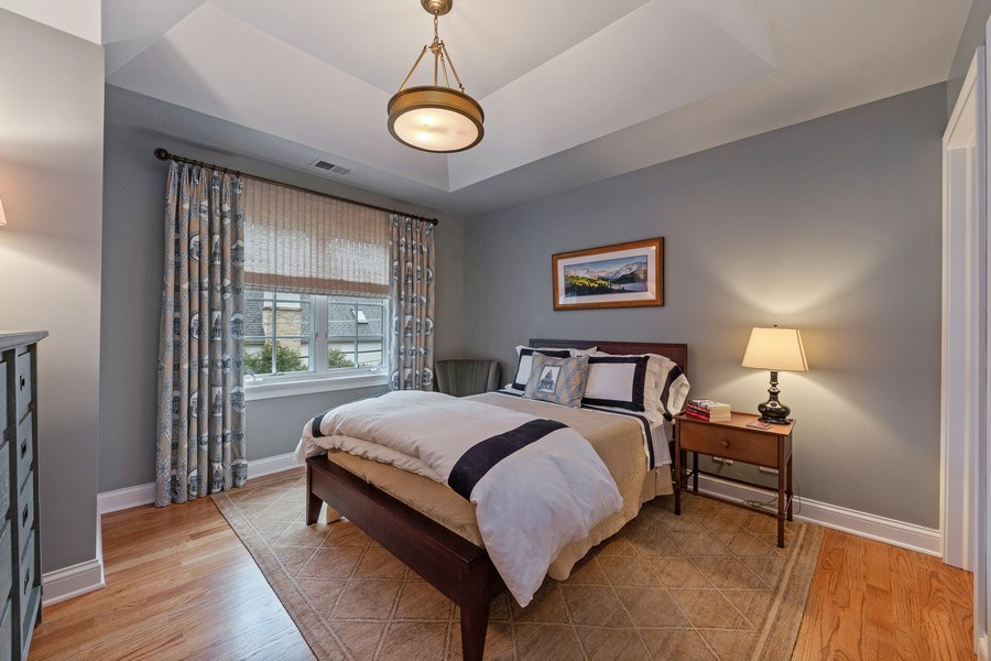 Real Estate Photography - 810 S Clay, Hinsdale, IL, 60521 - 4th Bedroom