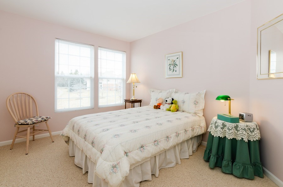 Real Estate Photography - 2749 Bayview, Algonquin, IL, 60102 - 2nd Bedroom
