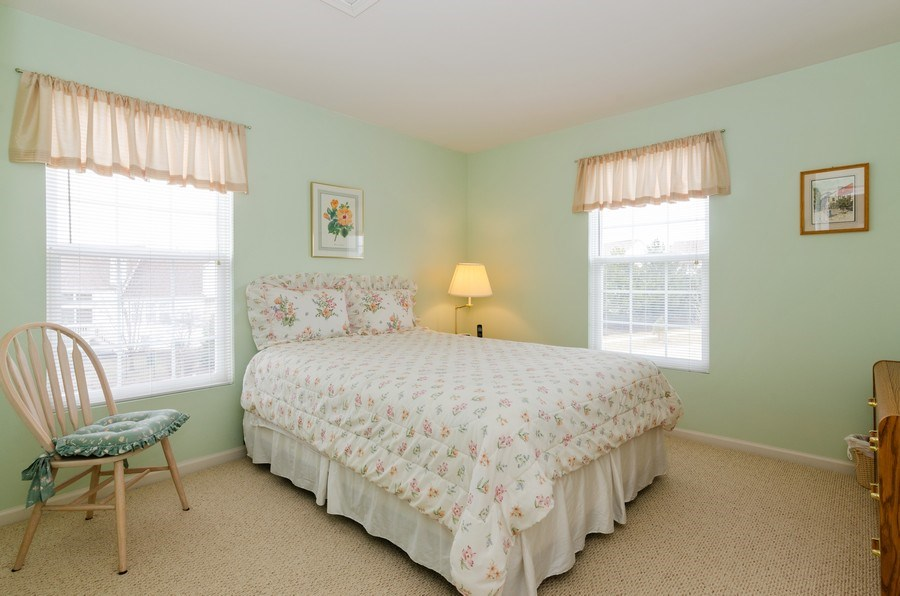 Real Estate Photography - 2749 Bayview, Algonquin, IL, 60102 - 3rd Bedroom