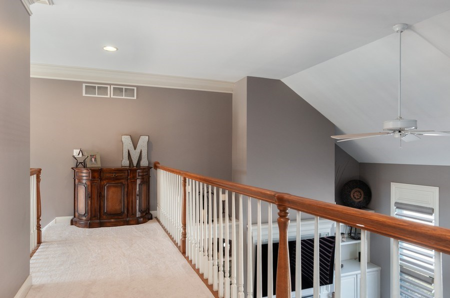 Real Estate Photography - 40w002 Lowell Place, St. Charles, IL, 60175 - Hallway