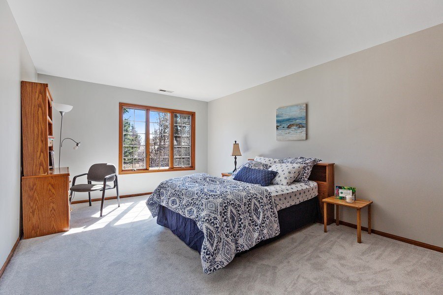 Real Estate Photography - 9 Sheffield Lane, Oak Brook, IL, 60523 - Bedroom 3