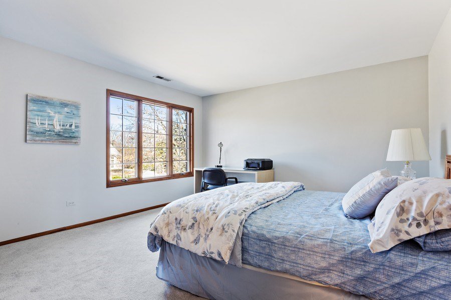 Real Estate Photography - 9 Sheffield Lane, Oak Brook, IL, 60523 - Bedroom 4