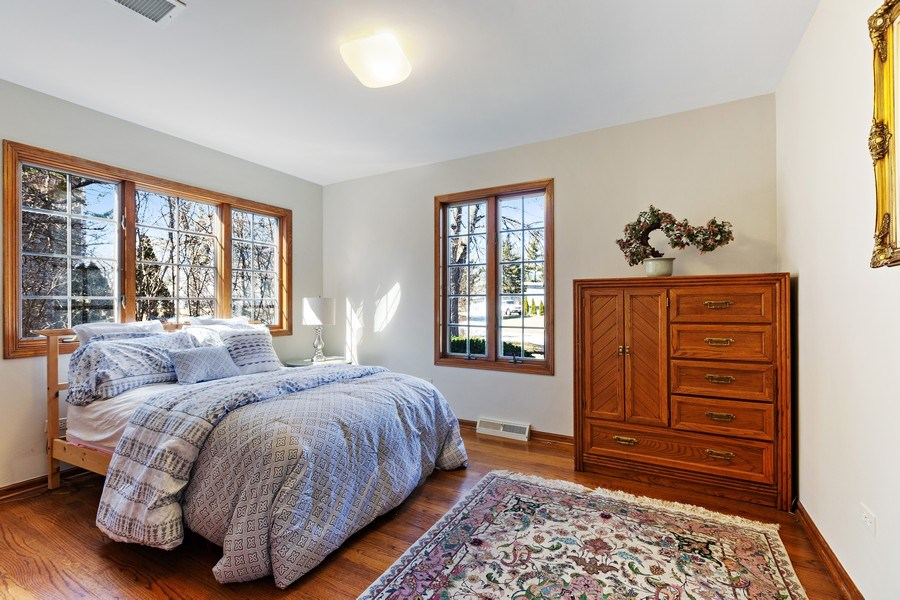Real Estate Photography - 9 Sheffield Lane, Oak Brook, IL, 60523 - Bedroom 5 or Office (First Floor)