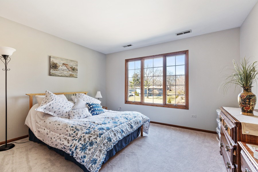 Real Estate Photography - 9 Sheffield Lane, Oak Brook, IL, 60523 - Bedroom 2