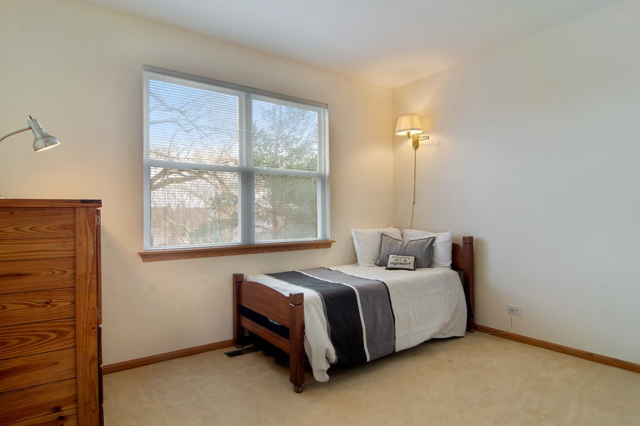 Real Estate Photography - 1257 Wellington Dr, Palatine, IL, 60067 - 3rd Bedroom