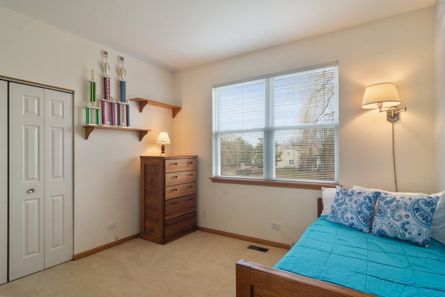 Real Estate Photography - 1257 Wellington Dr, Palatine, IL, 60067 - 4th Bedroom