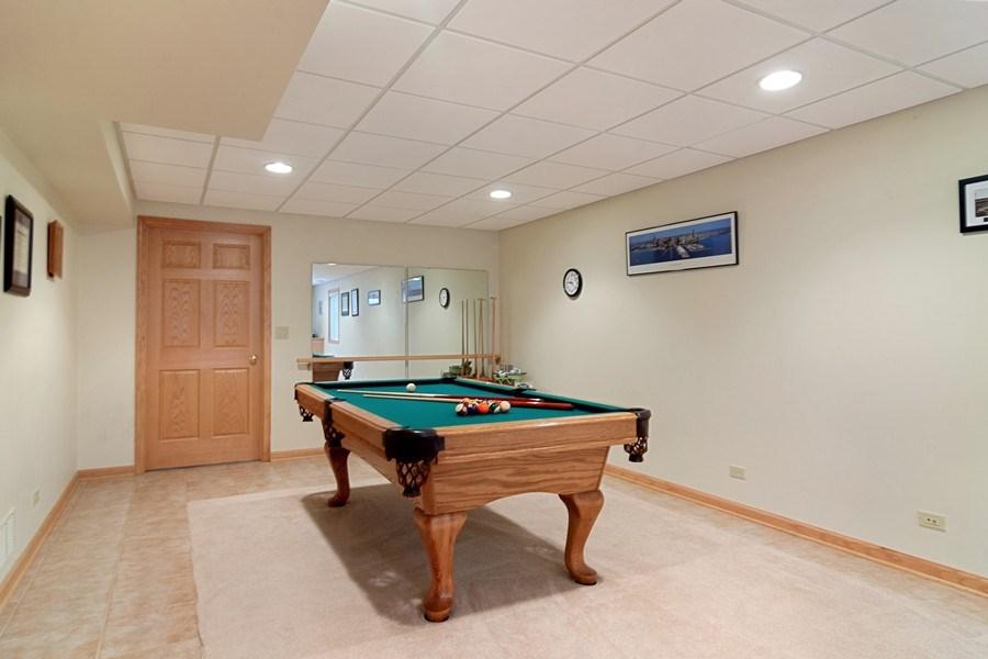 Real Estate Photography - 1257 Wellington Dr, Palatine, IL, 60067 - Basement
