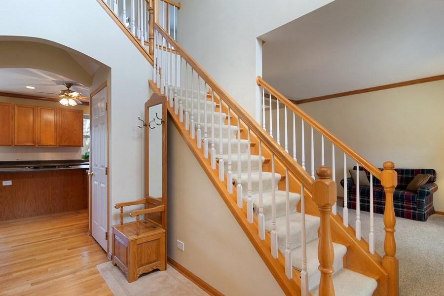 Real Estate Photography - 1257 Wellington Dr, Palatine, IL, 60067 - Foyer