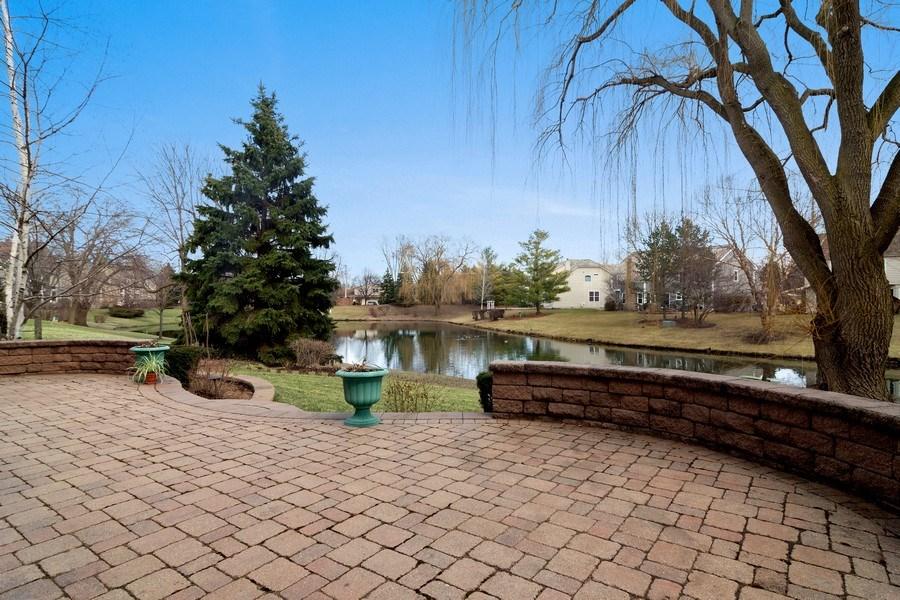 Real Estate Photography - 1257 Wellington Dr, Palatine, IL, 60067 - Patio