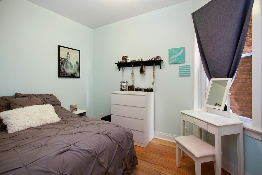Real Estate Photography - 3634 N Hermitage, Chicago, IL, 60613 - 5th Bedroom
