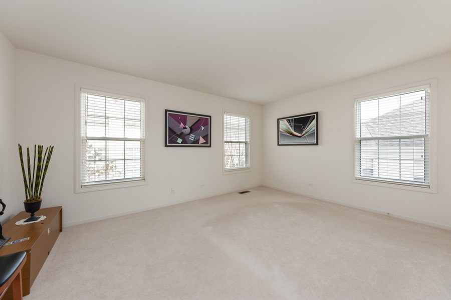 Real Estate Photography - 496 Haleys Hill Ct, Palatine, IL, 60074 - 4th Bedroom