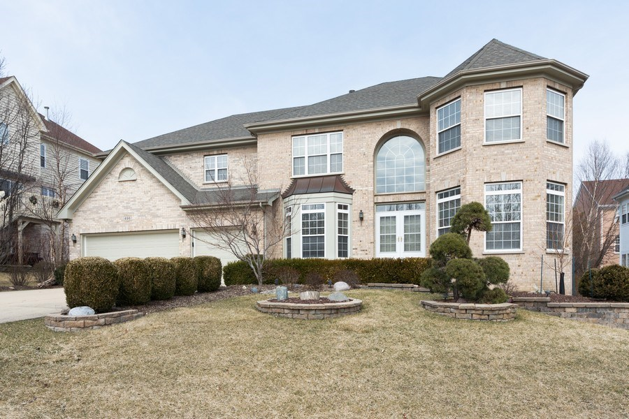 Real Estate Photography - 496 Haleys Hill Ct, Palatine, IL, 60074 - Front View