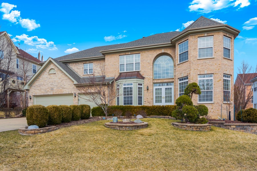 Real Estate Photography - 496 Haleys Hill Ct, Palatine, IL, 60074 -