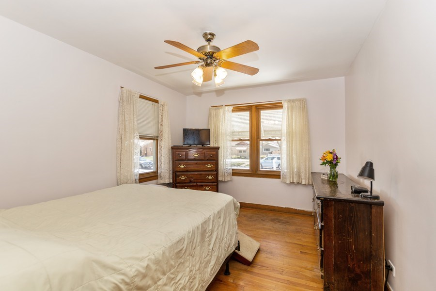 Real Estate Photography - 4507 DuBois Blvd, Brookfield, IL, 60513 - Master Bedroom