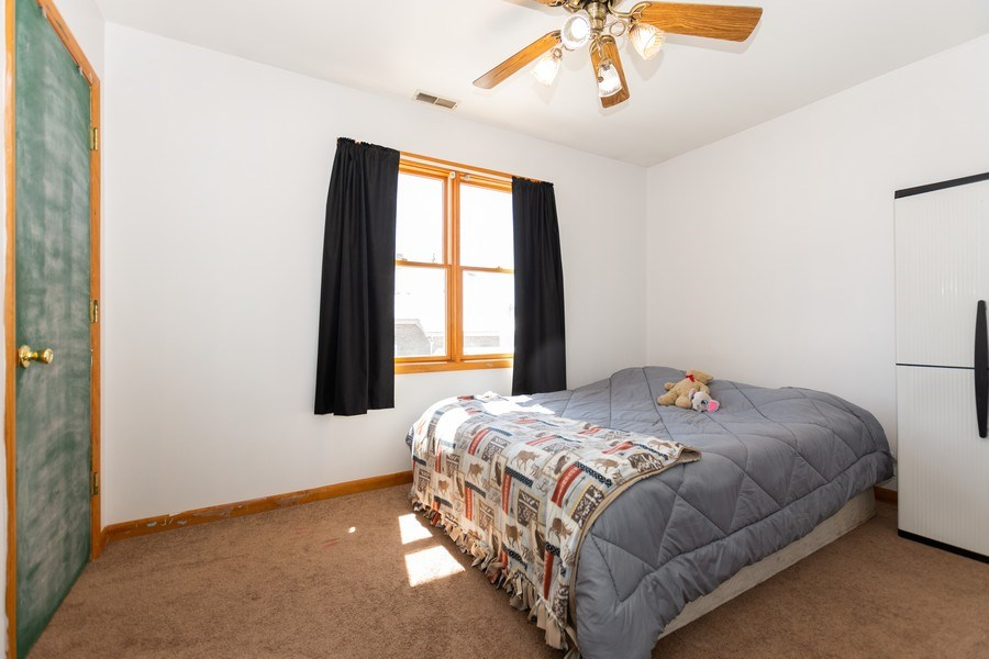 Real Estate Photography - 4507 DuBois Blvd, Brookfield, IL, 60513 - 2nd Bedroom
