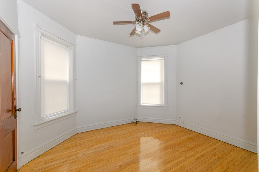 Real Estate Photography - 1522 E 68th Street, Chicago, IL, 60619 - Bedroom