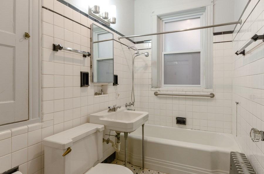 Real Estate Photography - 1522 E 68th Street, Chicago, IL, 60619 - Bathroom