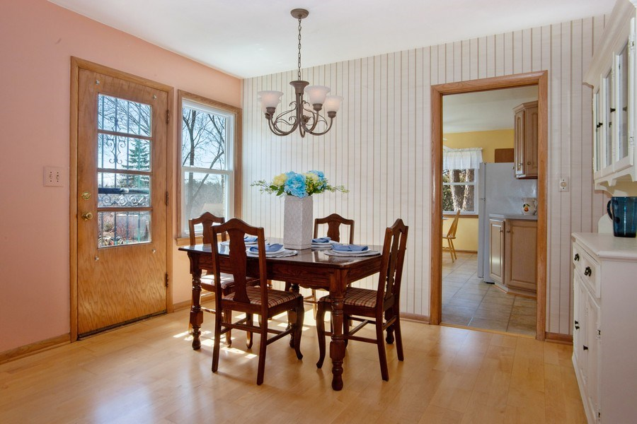 Real Estate Photography - 4077 N 111th St, Wauwatosa, WI, 53222 - Dining Area