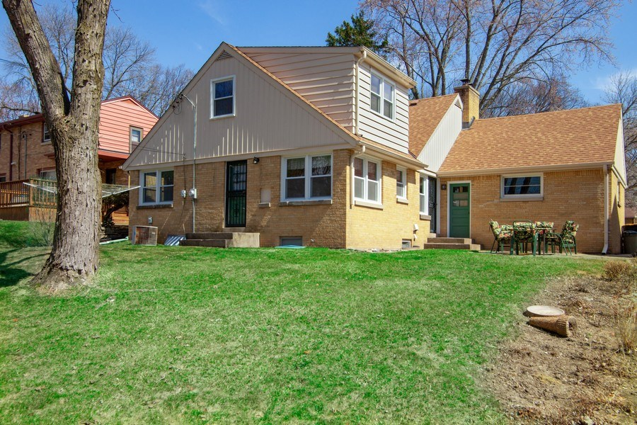 Real Estate Photography - 4077 N 111th St, Wauwatosa, WI, 53222 - Rear View