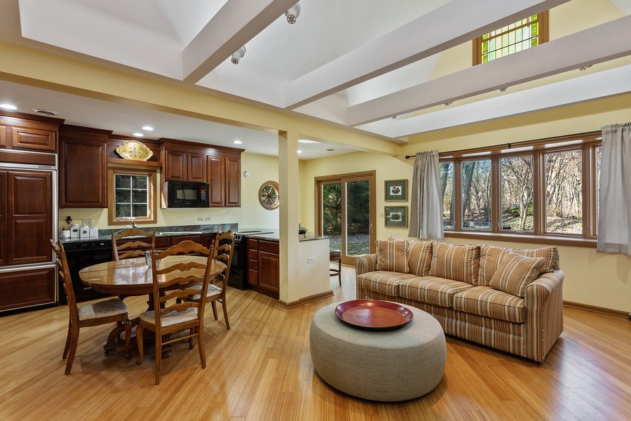 Real Estate Photography - 353 E 900 North, Cottage, Laporte, IN, 46350 - Living Room