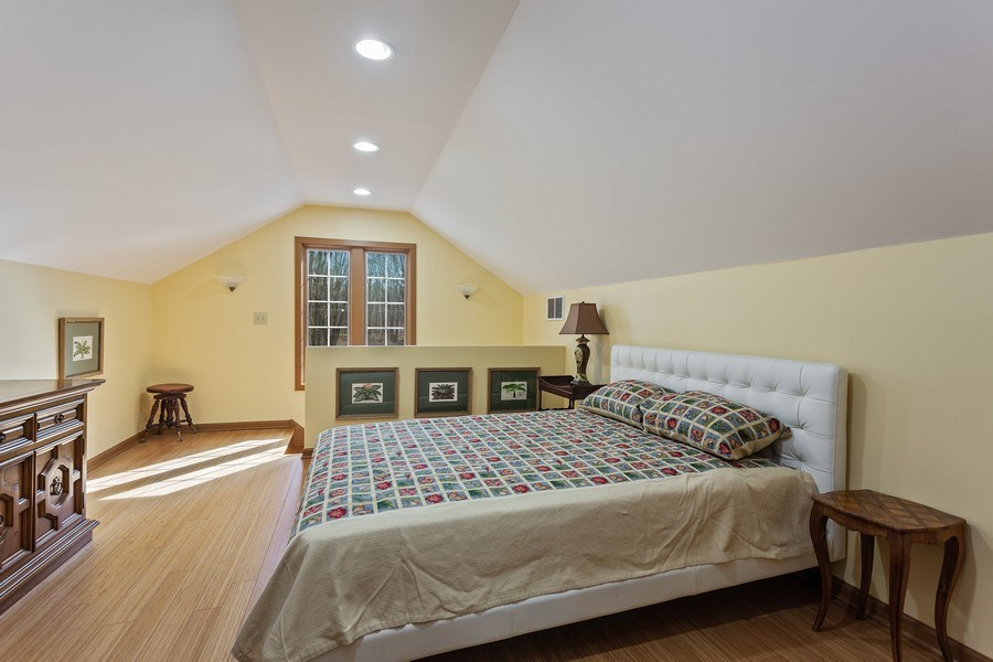 Real Estate Photography - 353 E 900 North, Cottage, Laporte, IN, 46350 - 2nd Bedroom
