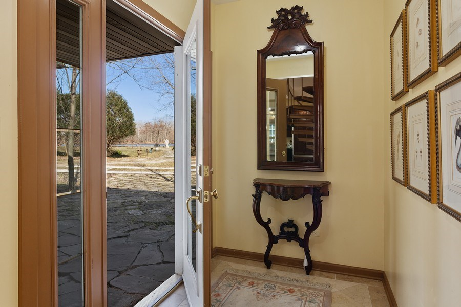 Real Estate Photography - 353 E 900 North, Cottage, Laporte, IN, 46350 - Foyer