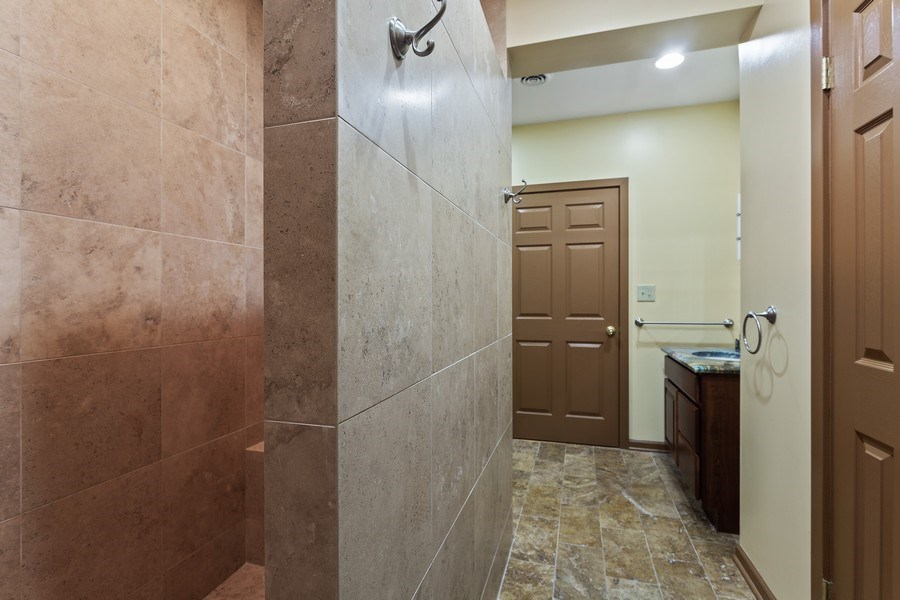 Real Estate Photography - 353 E 900 North, Cottage, Laporte, IN, 46350 - Bathroom
