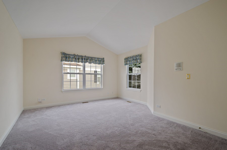 Real Estate Photography - 2315 Chestnut, Glenview, IL, 60026 - 2nd Bedroom