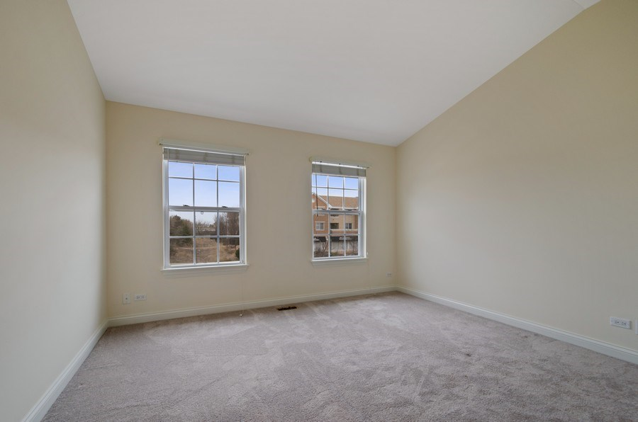 Real Estate Photography - 2315 Chestnut, Glenview, IL, 60026 - 3rd Bedroom