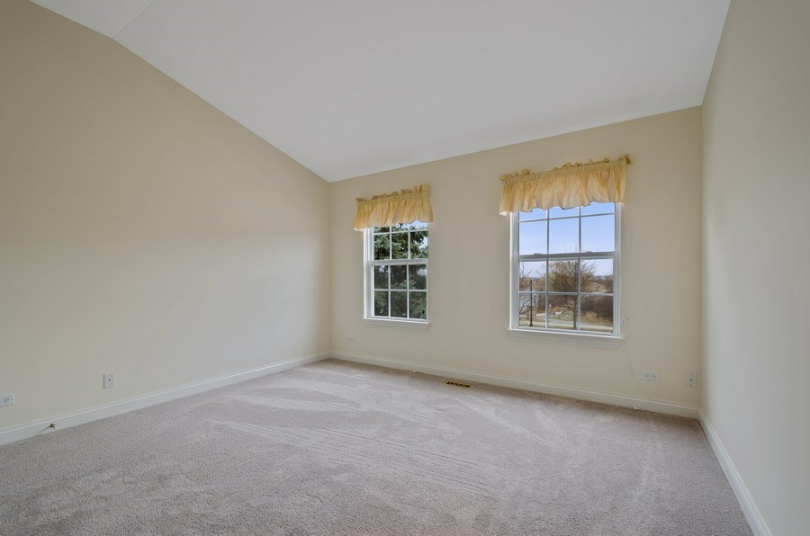 Real Estate Photography - 2315 Chestnut, Glenview, IL, 60026 - 4th Bedroom