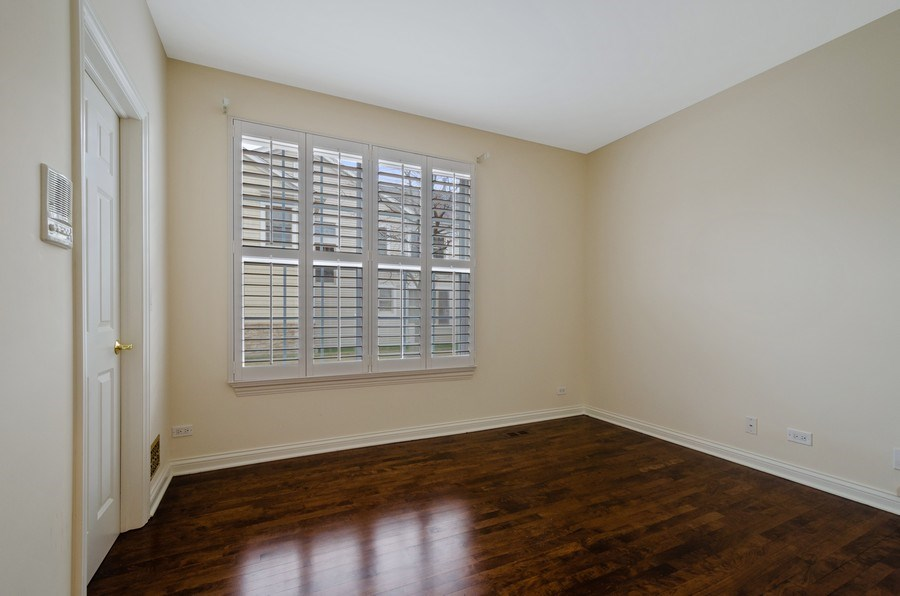 Real Estate Photography - 2315 Chestnut, Glenview, IL, 60026 - 5th Bedroom