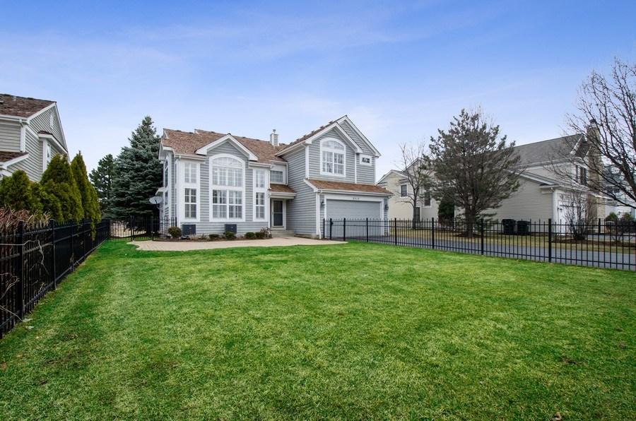 Real Estate Photography - 2315 Chestnut, Glenview, IL, 60026 - Back Yard