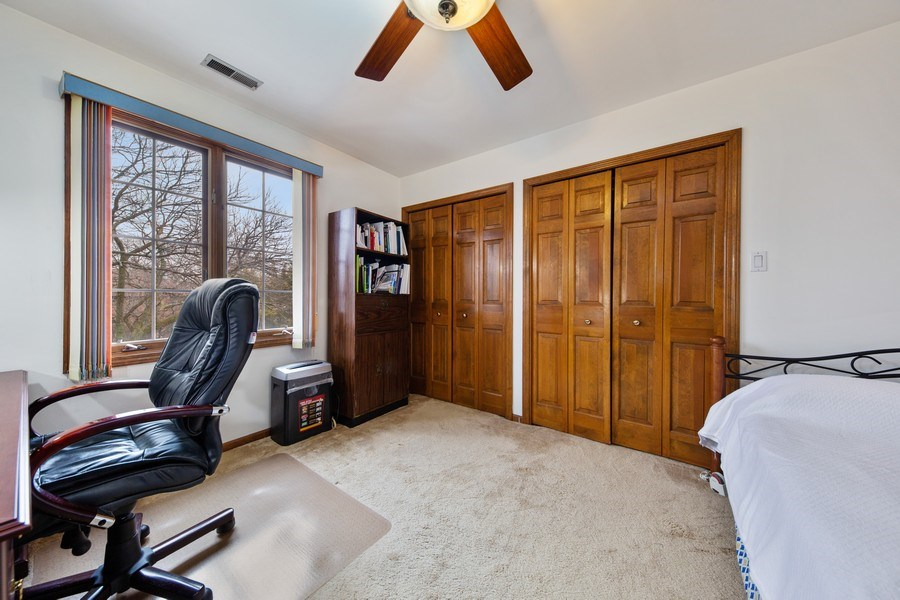 Real Estate Photography - 517 Forest Mews Dr, Oak Brook, IL, 60523 - 3rd Bedroom