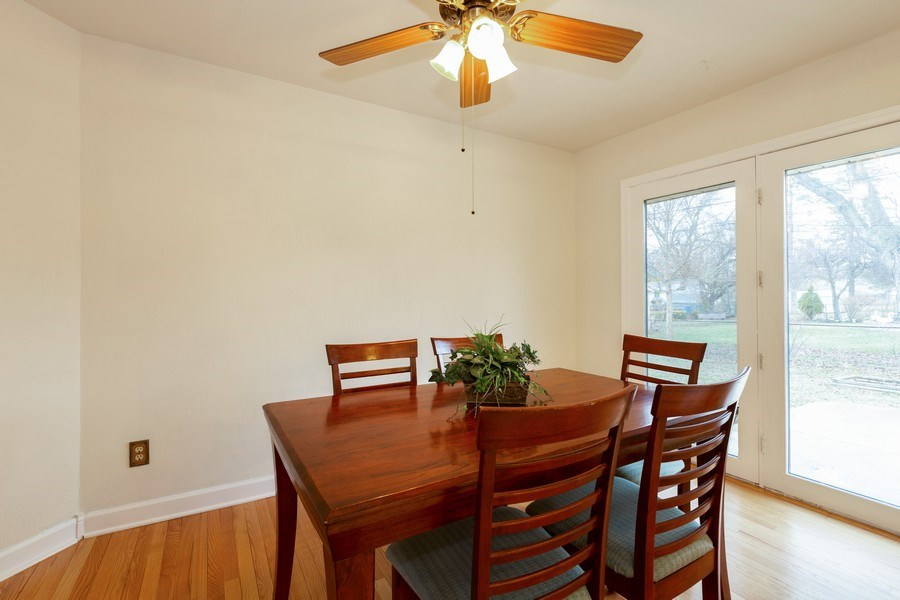 Real Estate Photography - 432 Lincoln St, Algonquin, IL, 60102 - Dining Room