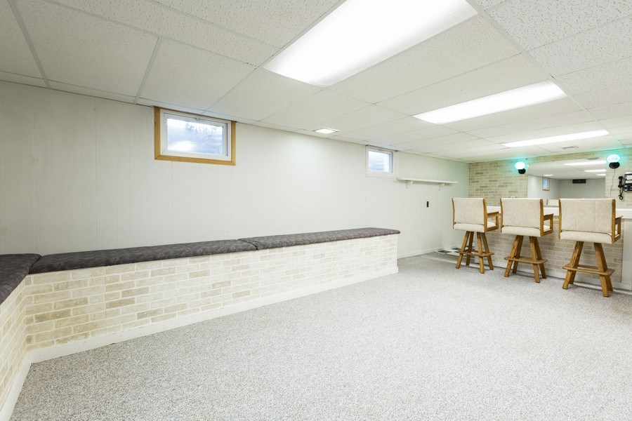 Real Estate Photography - 432 Lincoln St, Algonquin, IL, 60102 - Play / Recreational Room