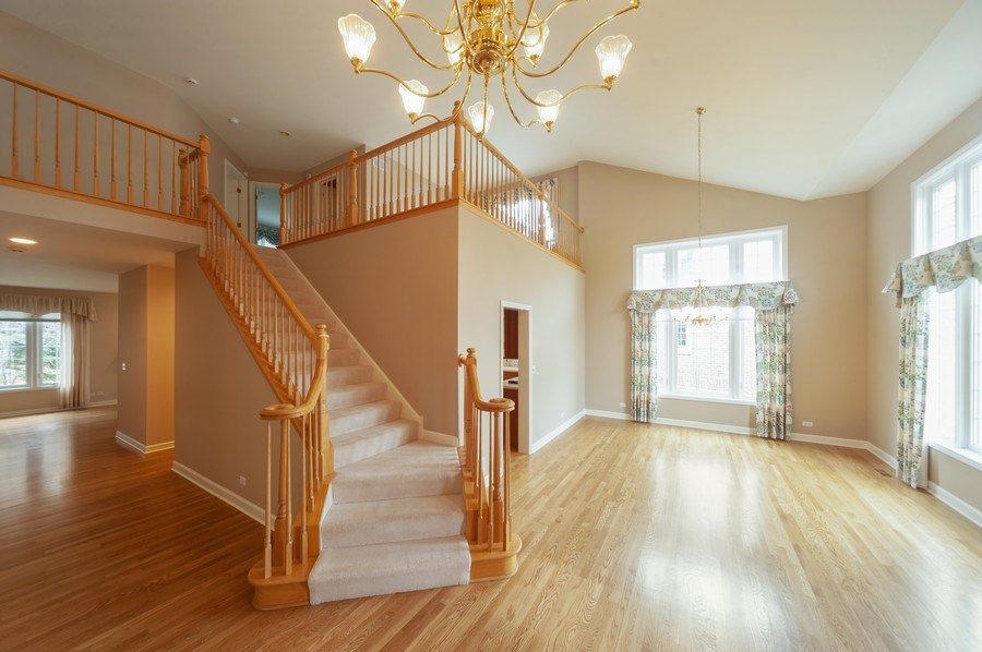 Real Estate Photography - 1812 Dunhill Cir, Glenview, IL, 60025 - Foyer