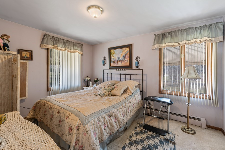 Real Estate Photography - 422 Miller Street, Beecher, IL, 60401 - 2nd Bedroom